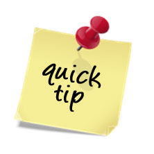 28 quick tips to find the quick tips on preparing a