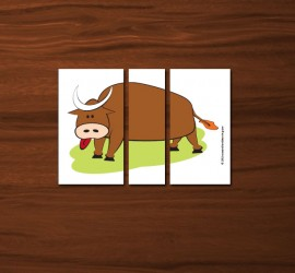 Silly Bull Parts Cards